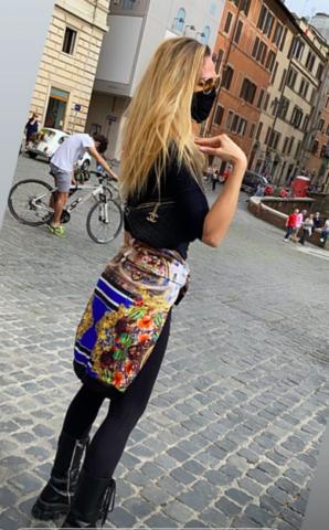 roma Ilary blasi