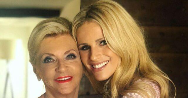 Ineke Hunziker e la figlia