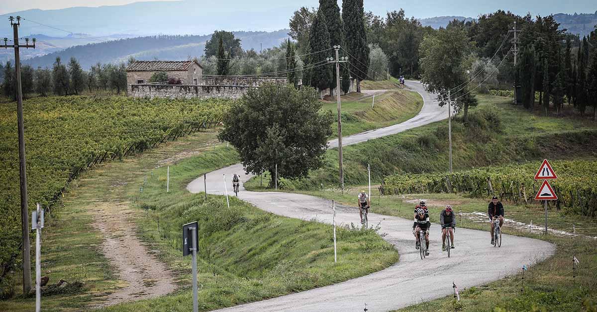 Vacanze a pedali: il percorso permanente de l'Eroica