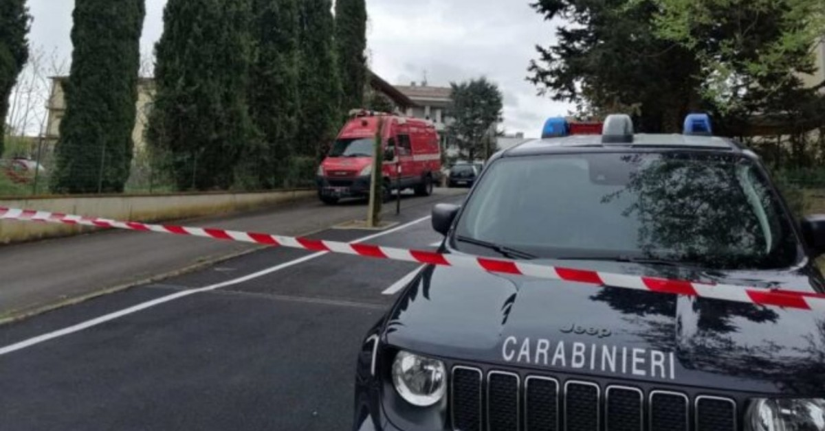 E' stato celebrato il funerale della bimba uccisa dal padre a Levane