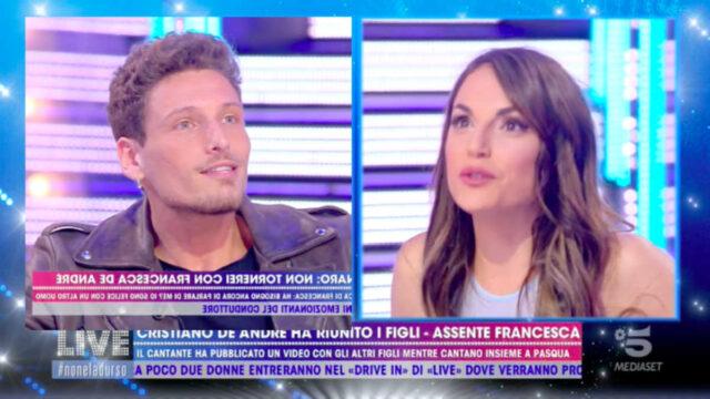 Francesca De Andrè e Gennaro Lillio