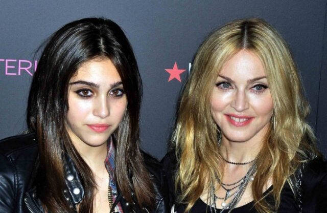 Madonna e la figlia