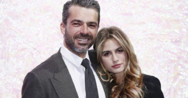 Cristina Marino e Luca Argentero genitori