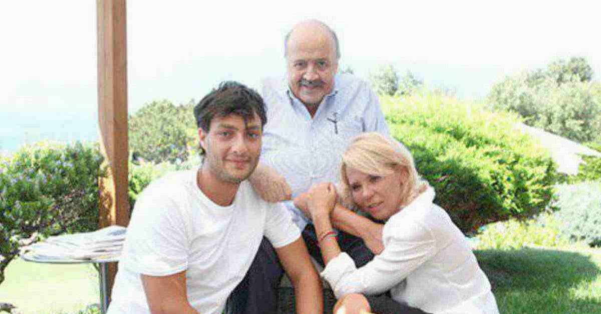 La famiglia di Gabriele Costanzo