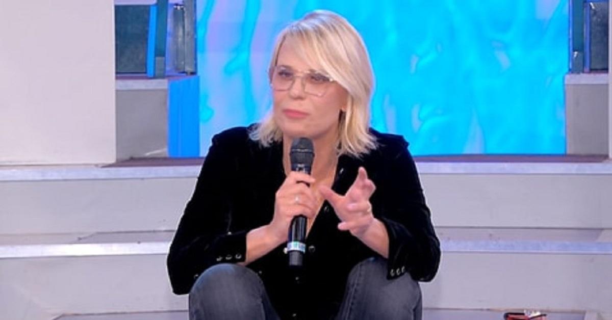 """Maria De Filippi a Gemma: """"Stai esagerando"""""""