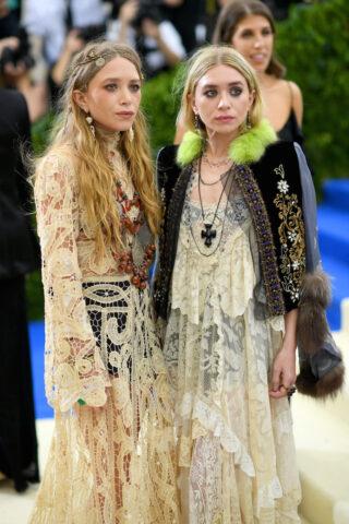 ashley e mary kate Olsen