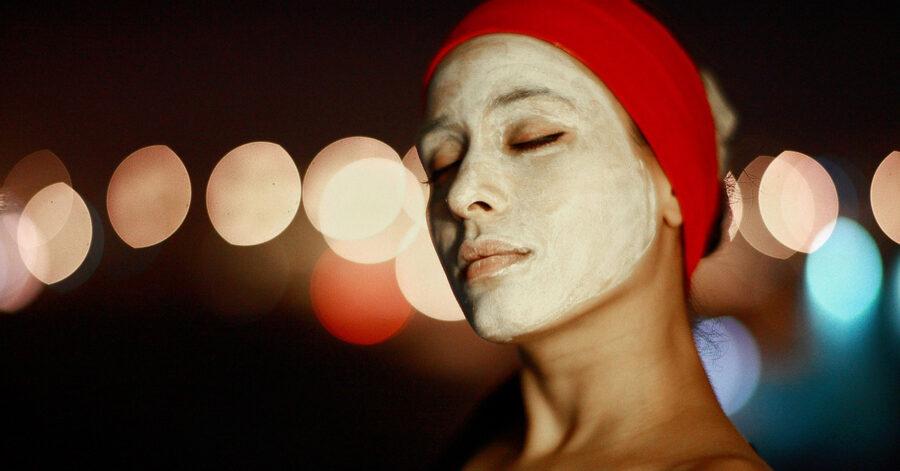Maschera viso pelle perfetta