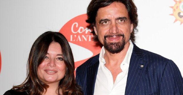 Matilde Zarcone e il marito