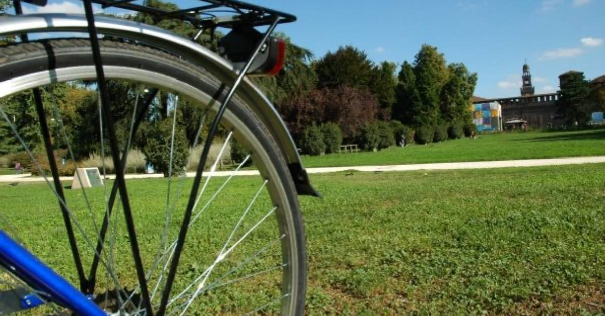 bici Parco Sempione