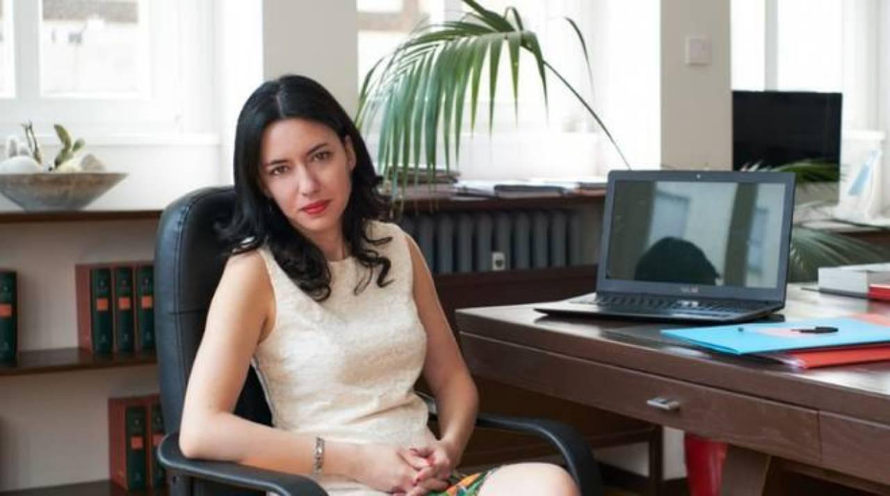 Lucia Azzolina ministra