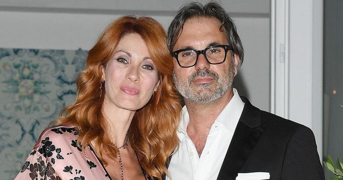 Mauro Graiani e la moglie Michela Miconi