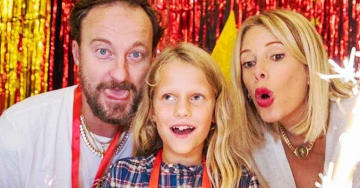 Francesco Facchinetti, Alessia Marcuzzi e la figlia