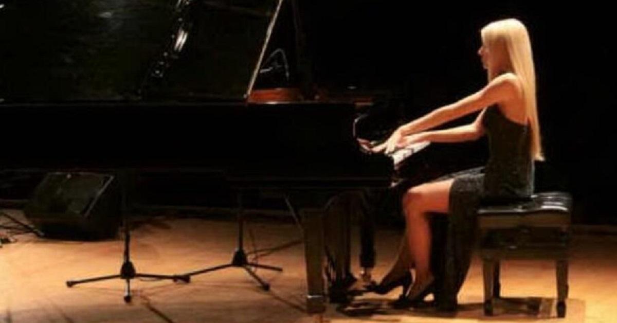 Alice Severi piano