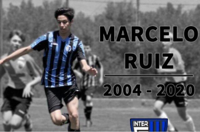 morto Marcelo Ruiz Màrquez