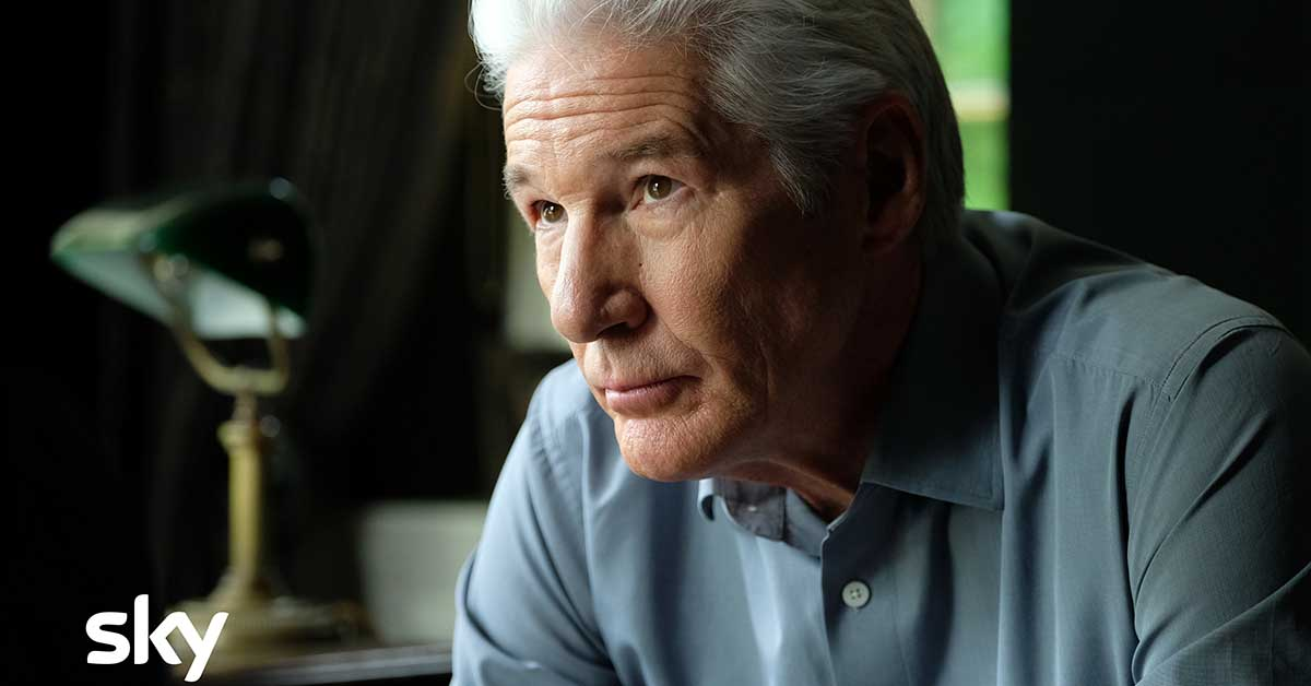 Richard Gere in MotherFatherSon