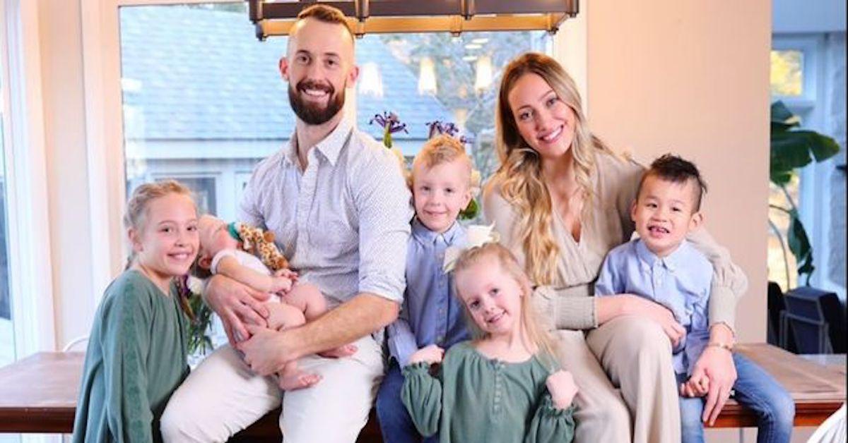 famiglia di myka stauffer