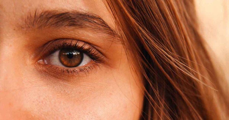 Occhi castani