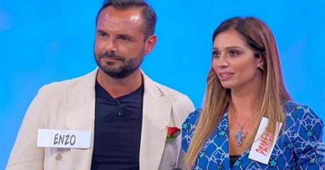 Pamela Barretta e Enzo Capo fine della storia