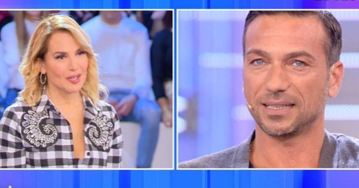 Barbara D'Urso e Costantino Vitagliano