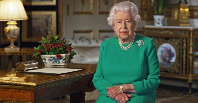 regina Elisabetta crisi