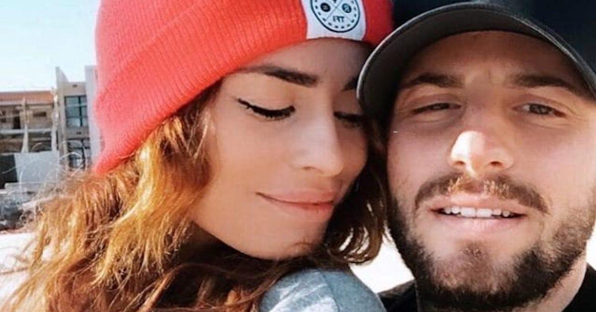 sara Affi fella e il fidanzato francesco