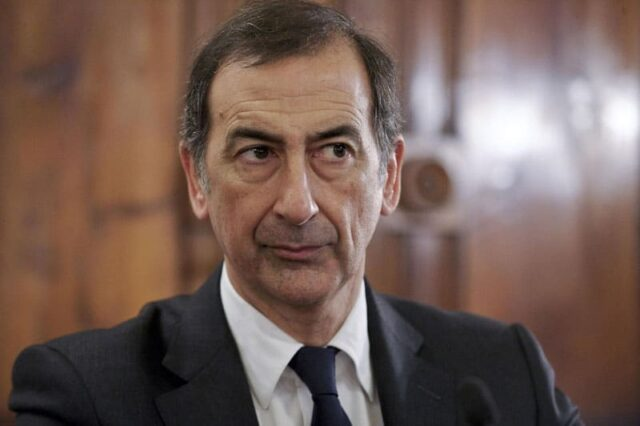 Giuseppe Sala, sindaco di Milano, infuriato