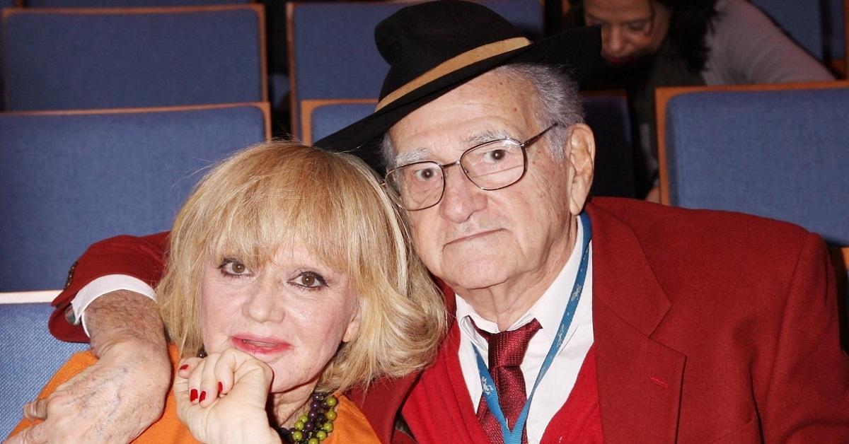 Rita Pavone e il marito