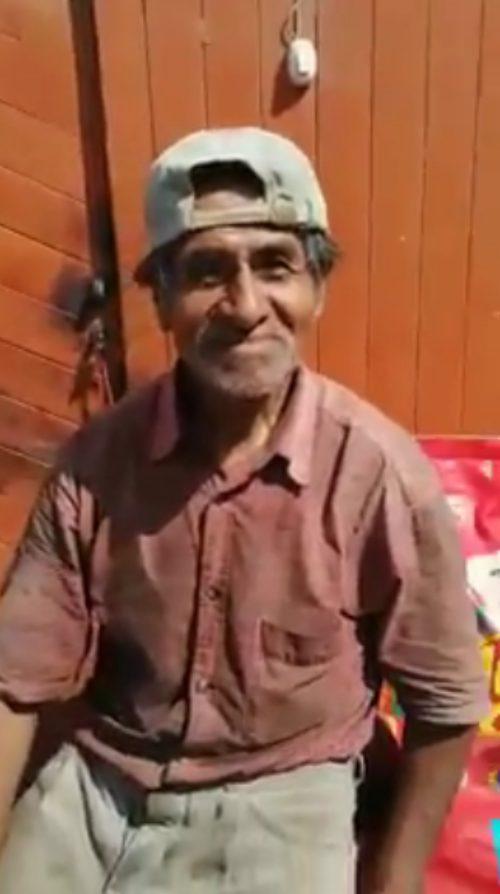 Don Armando vecchio e solo