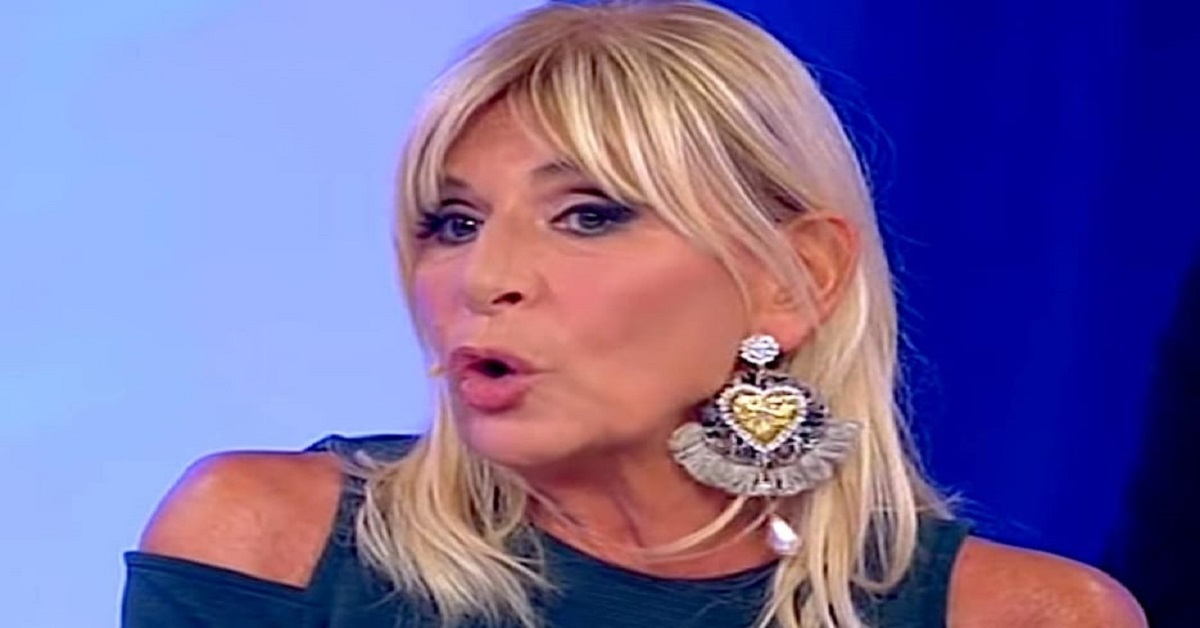 Gemma Galgani perde le staffe