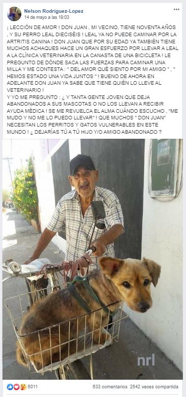 Don Juan e il suo cane