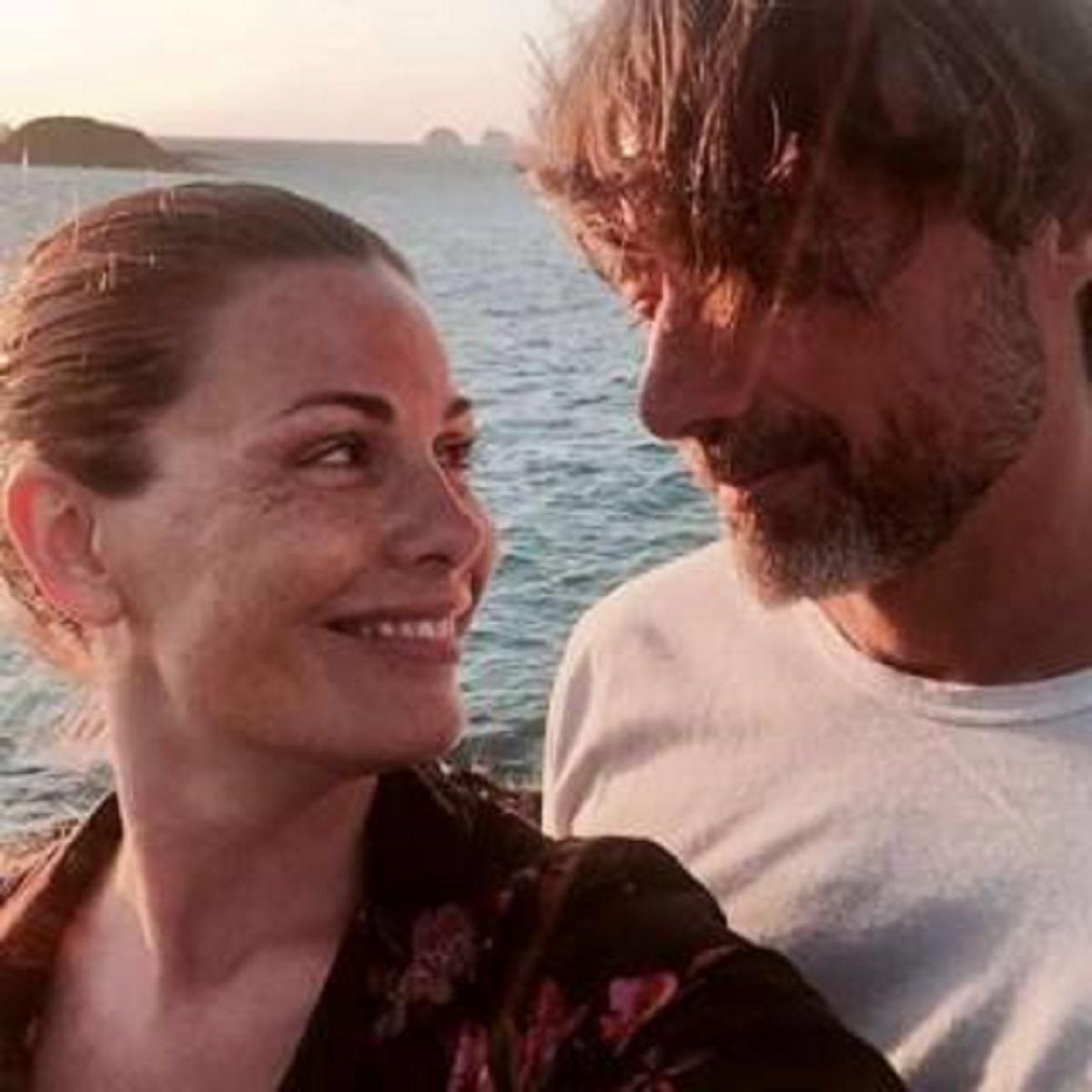 Rossano Laurini e Vanessa Incontrada