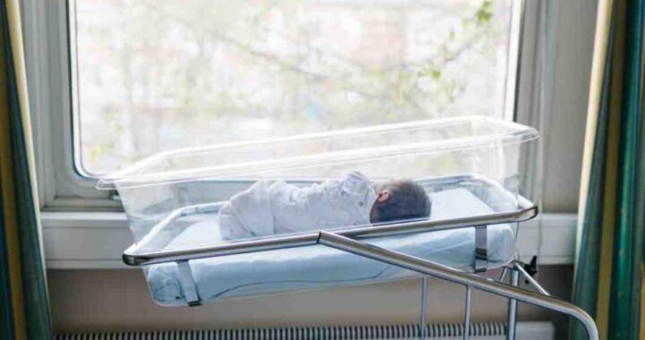 Agrigento morto neonato di un mese