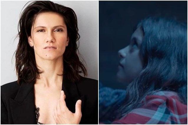 Elisa piange la morte di Luna Benedetto