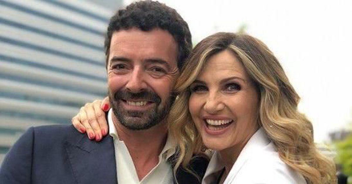 La vita in diretta Lorella Cuccarini