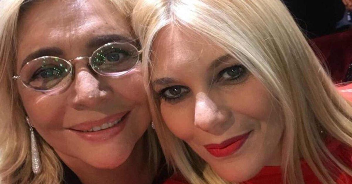 Eleonora Daniele e Mara Venier