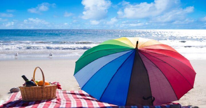 evitare l'anguria in spiaggia