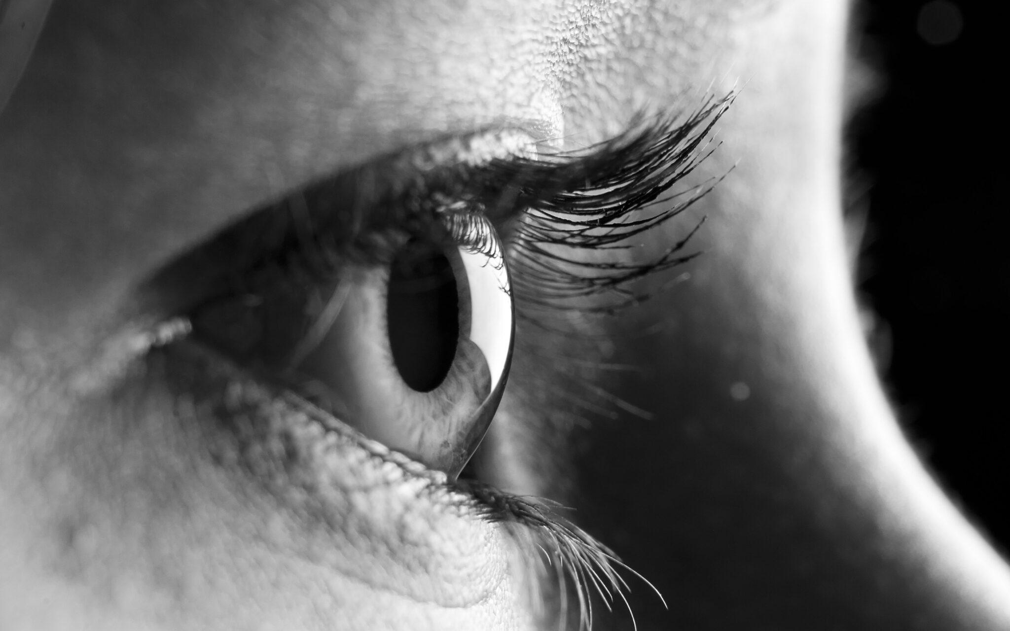 Occhio di donna