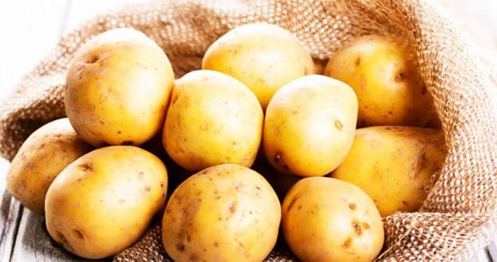 patate in una corretta alimentazione