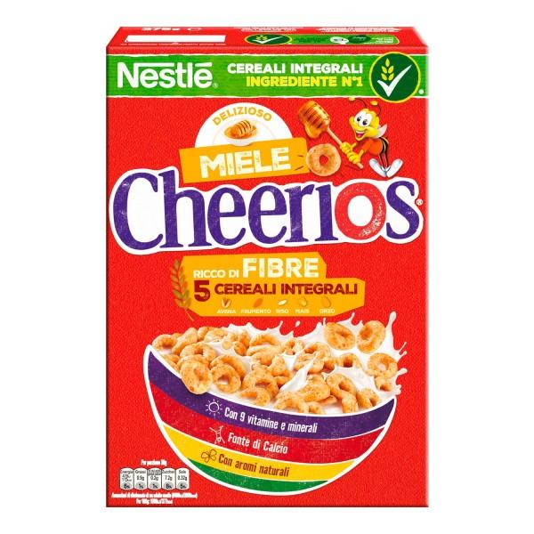 Fare la sabbia di Cheerios