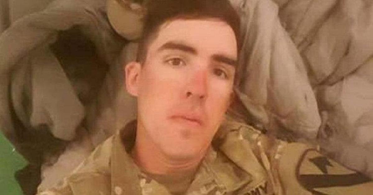 trovato il corpo del soldato scomparso