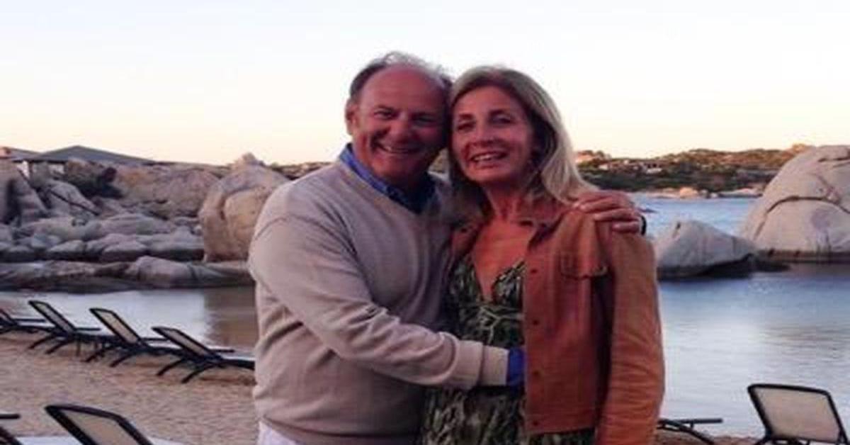 Gabriella Perino e Gerry Scotti foto