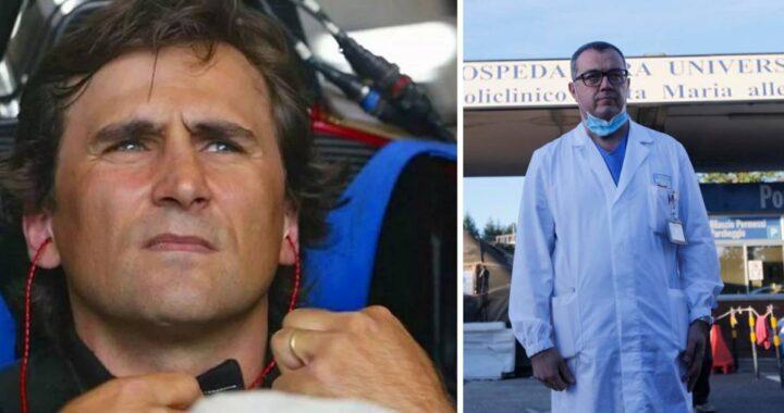 Alex Zanardi danno cerebrale bollettino medico