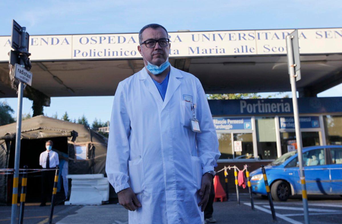 medico parla di Alex Zanardi intubato