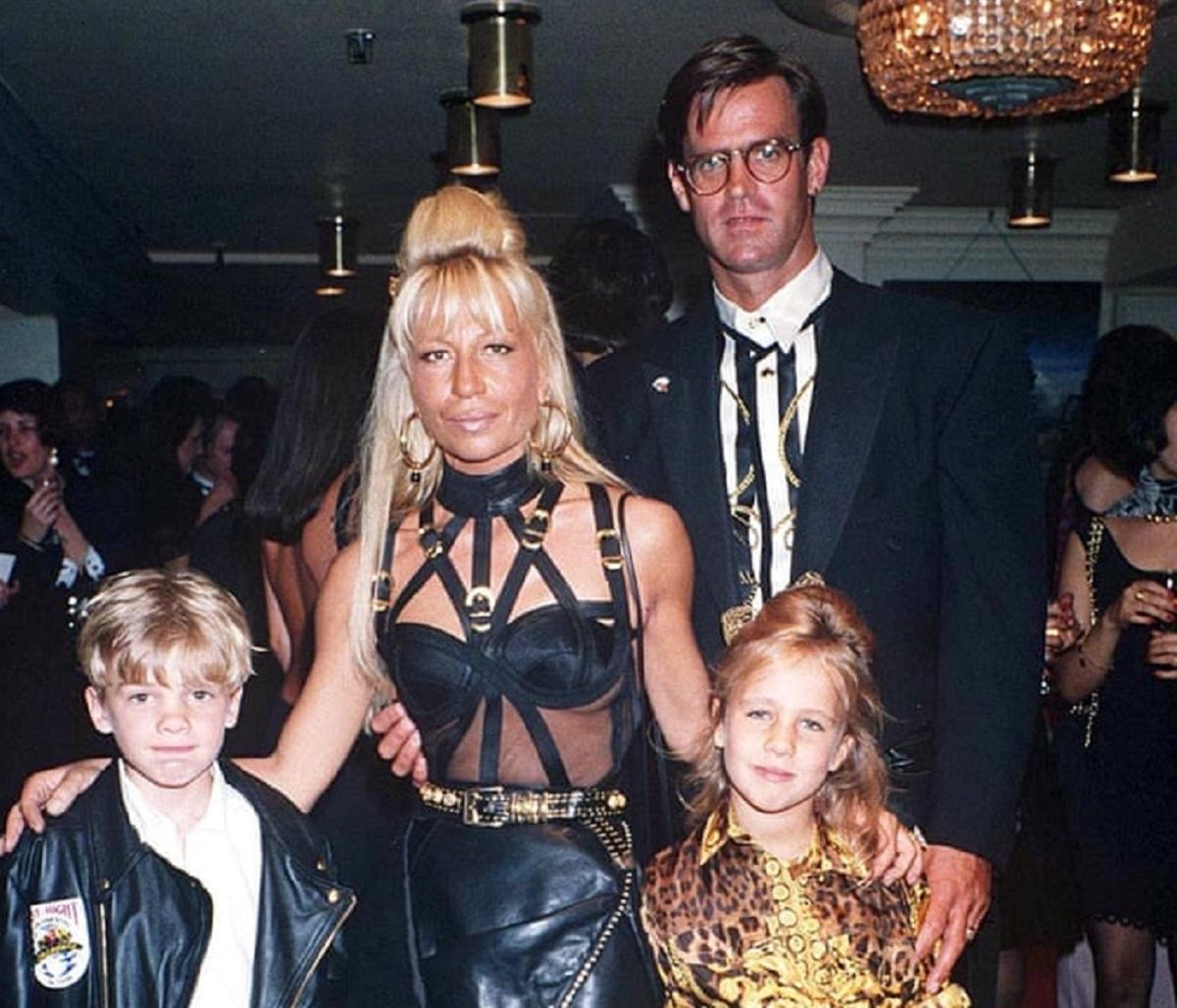 Chi è Allegra Versace? La prima figlia di Donatella Versace