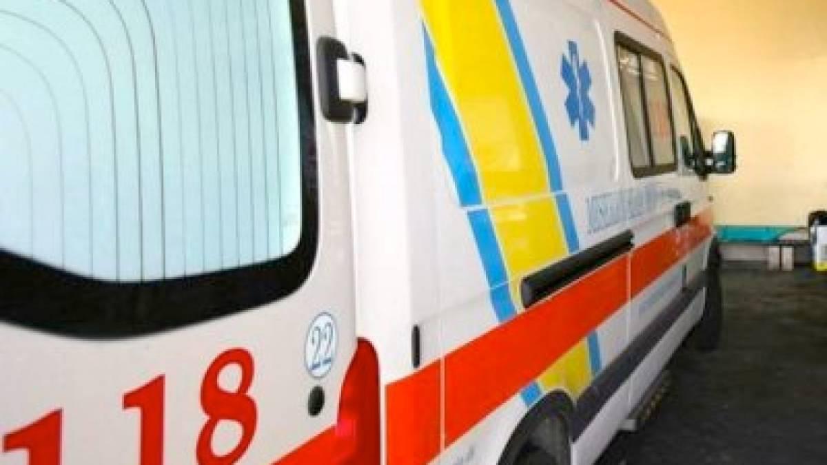 macchina ambulanza