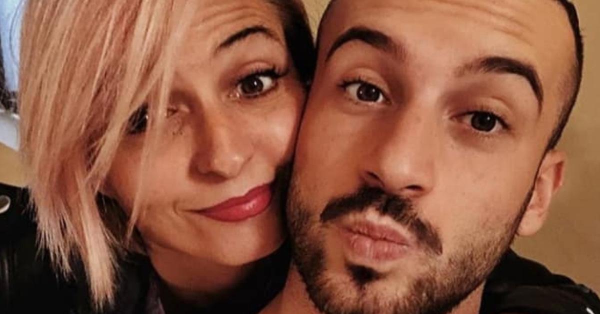 Andreas Muller e Veronica Peparini innamorati