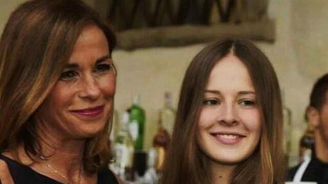 Angelica Gori e la mamma