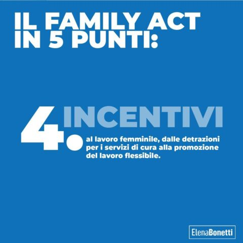 Il Family Act è stato approvato