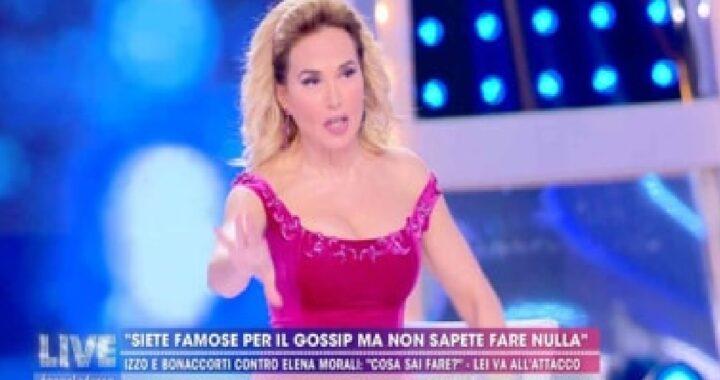 Live Non è la D'Urso la conduttrice stoppa i pettegolezzi su Maria De Filippi