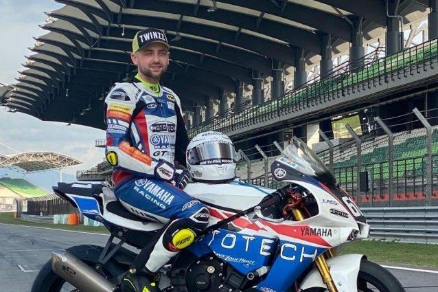 ben godfrey in moto